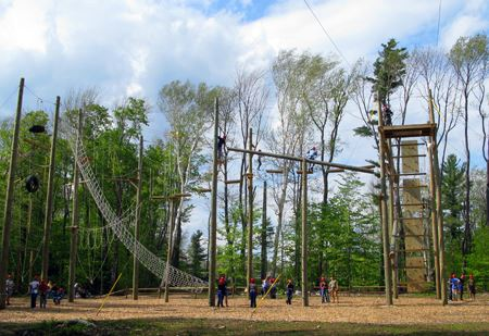 BOC High Ropes